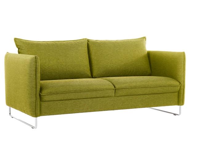 Flipper sofa lime 57
