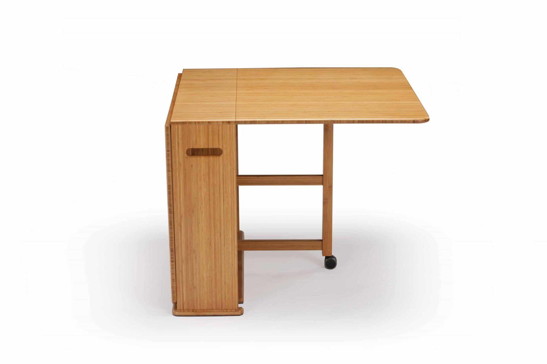 GTL001CA Greenington Linden Gateleg Table Half Open