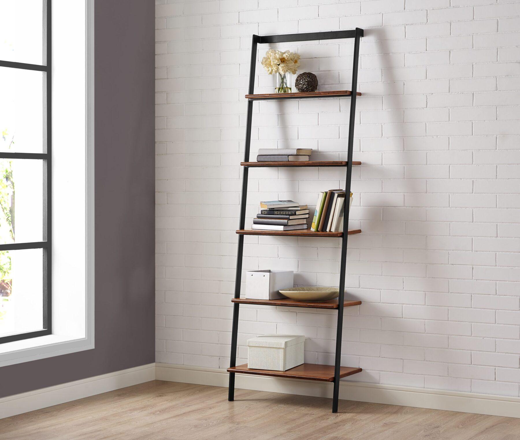 GS003E Leaning Shelf Lifestyle