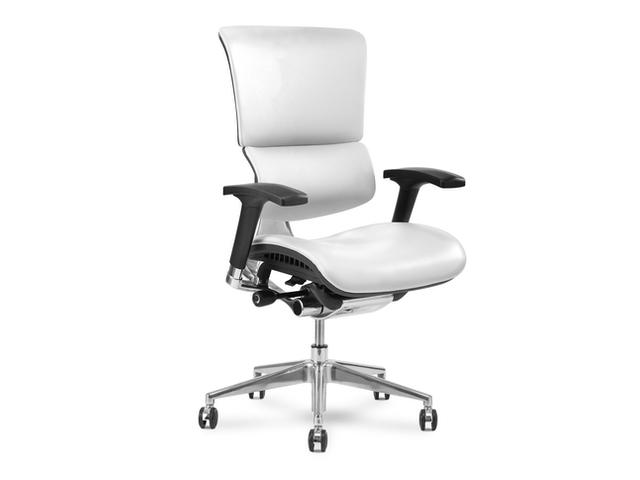 x4 w:o headrest white