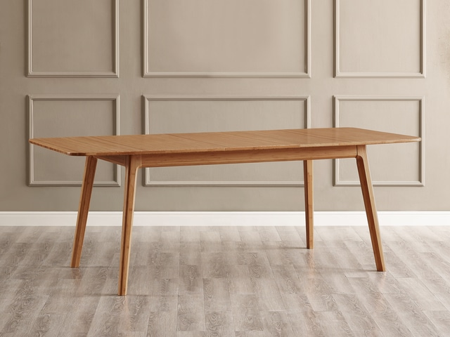GL0001CA Laurel Dining Table Extended