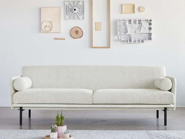Foundry Sofa – Copenhagen Fossil – L01