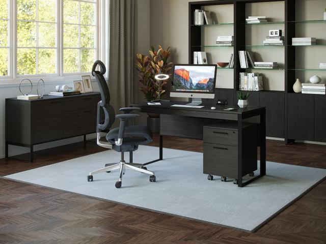 Linea-Desk-and-Shelves-BDI-CRL-1